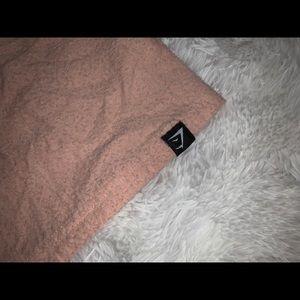 Gymshark long sleeve Limited Edition towel tee